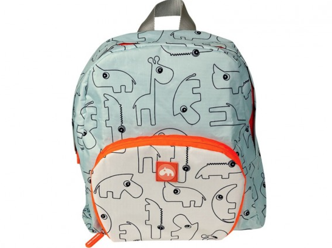 Kinderrucksack blau - Backpack - Contour -  blue - Done by Deer