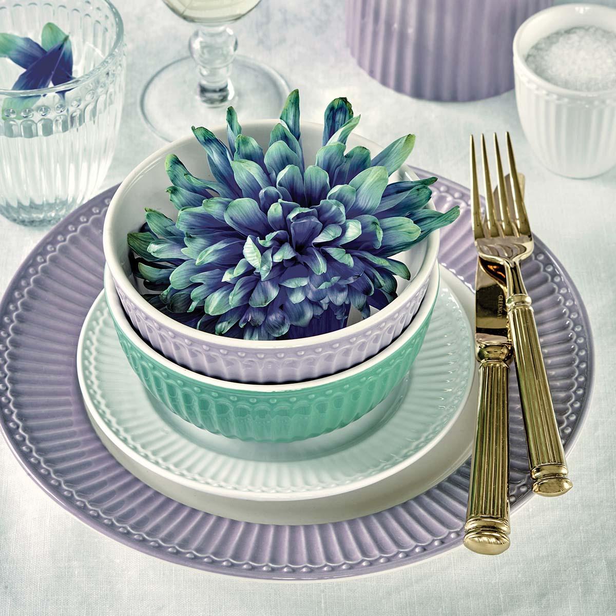 Becher mit Henkel - Alice lavender - Greengate