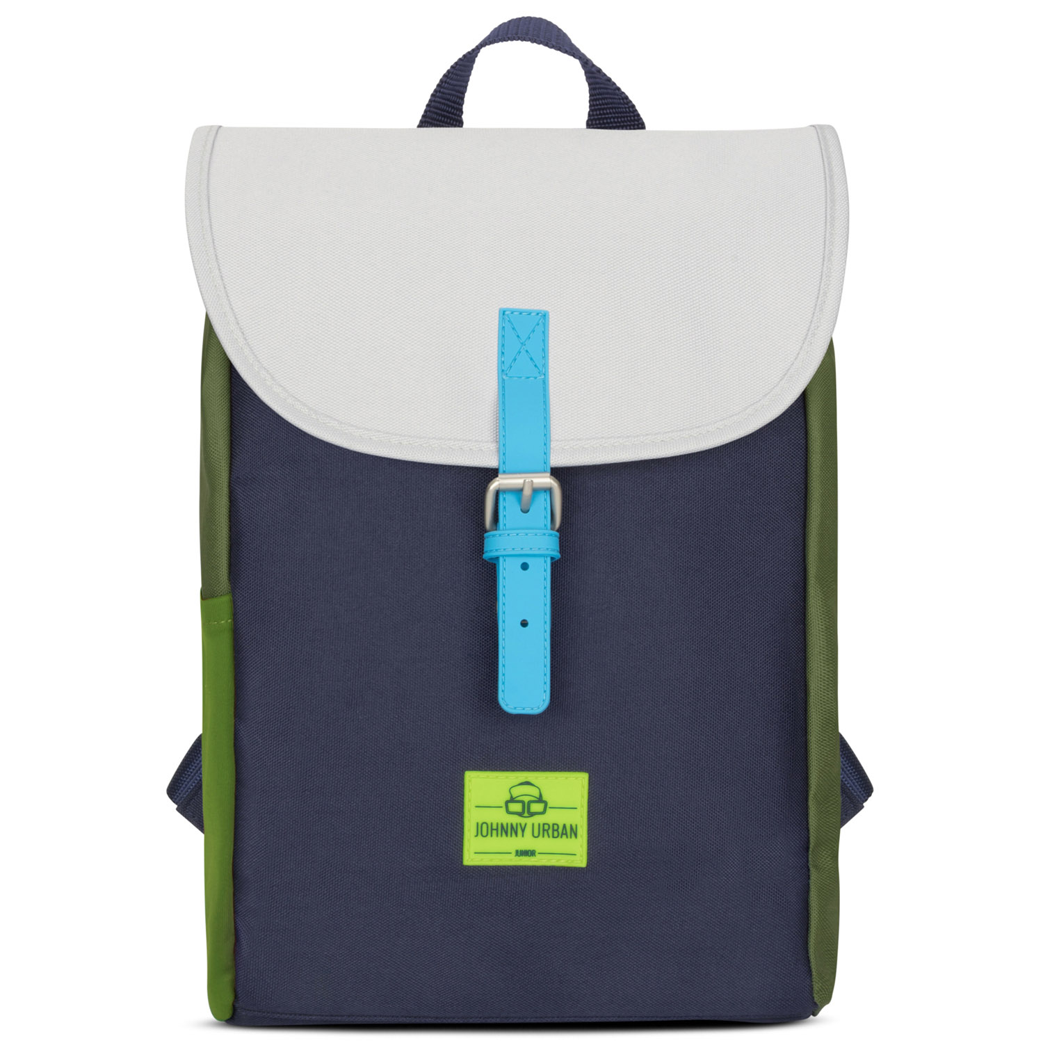 Kinderrucksack - Liam -  grün multi - Johnny Urban