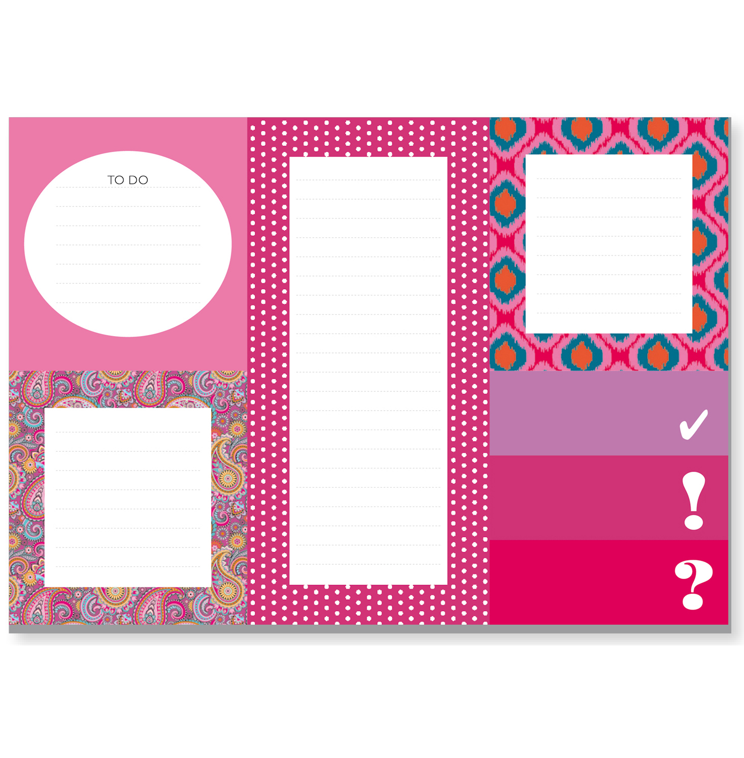 Sticky Notes - pink - CEDON