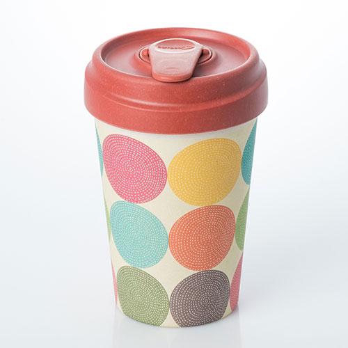 BambooCup - Bright Circles - chic.mic