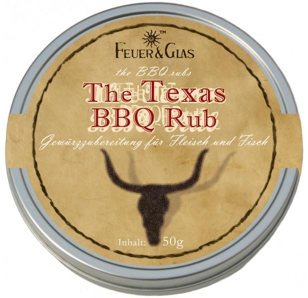 Gewürzzubereitung - Texas BBQ Rub - Feuer & Glas