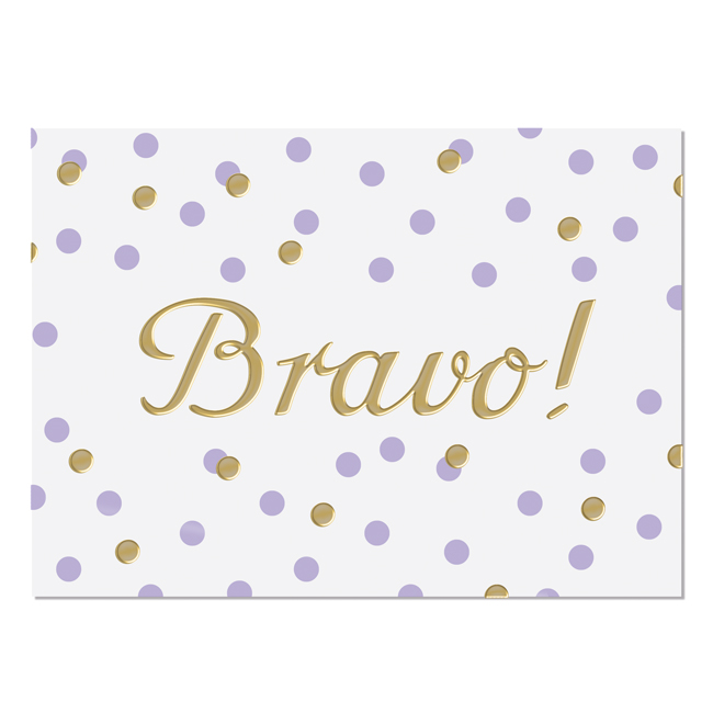 Postkarte - Bravo - krima&isa