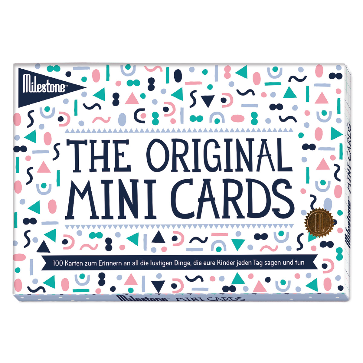 The Original Mini Cards - Milestone