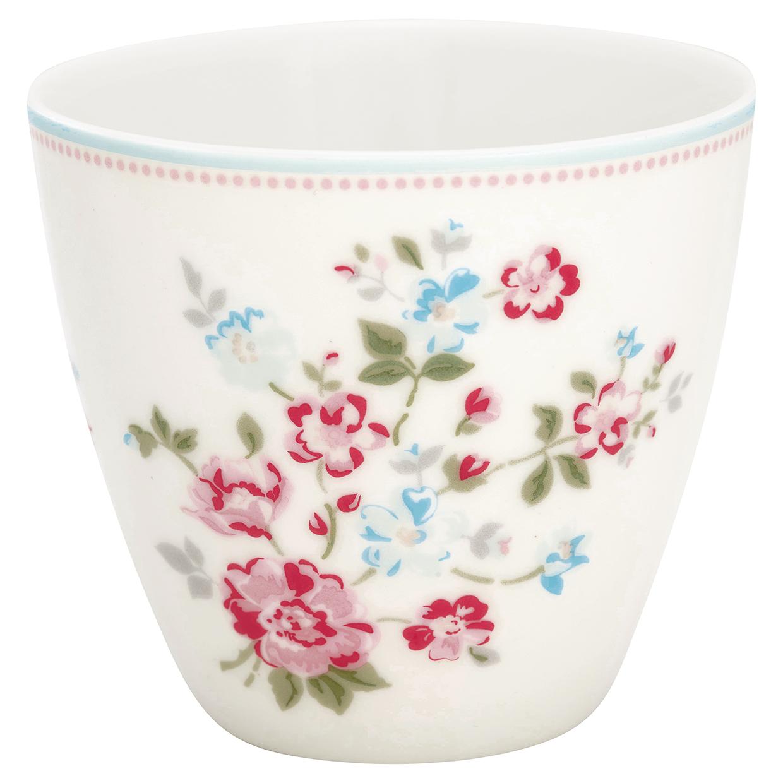 Latte Cup - Sonia white - Greengate