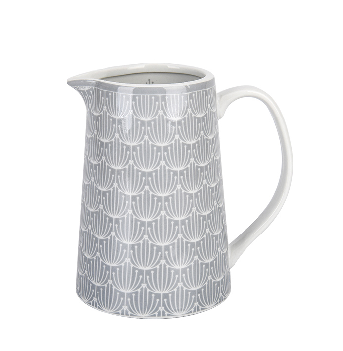 Kanne - Blossom Grey - Krasilnikoff