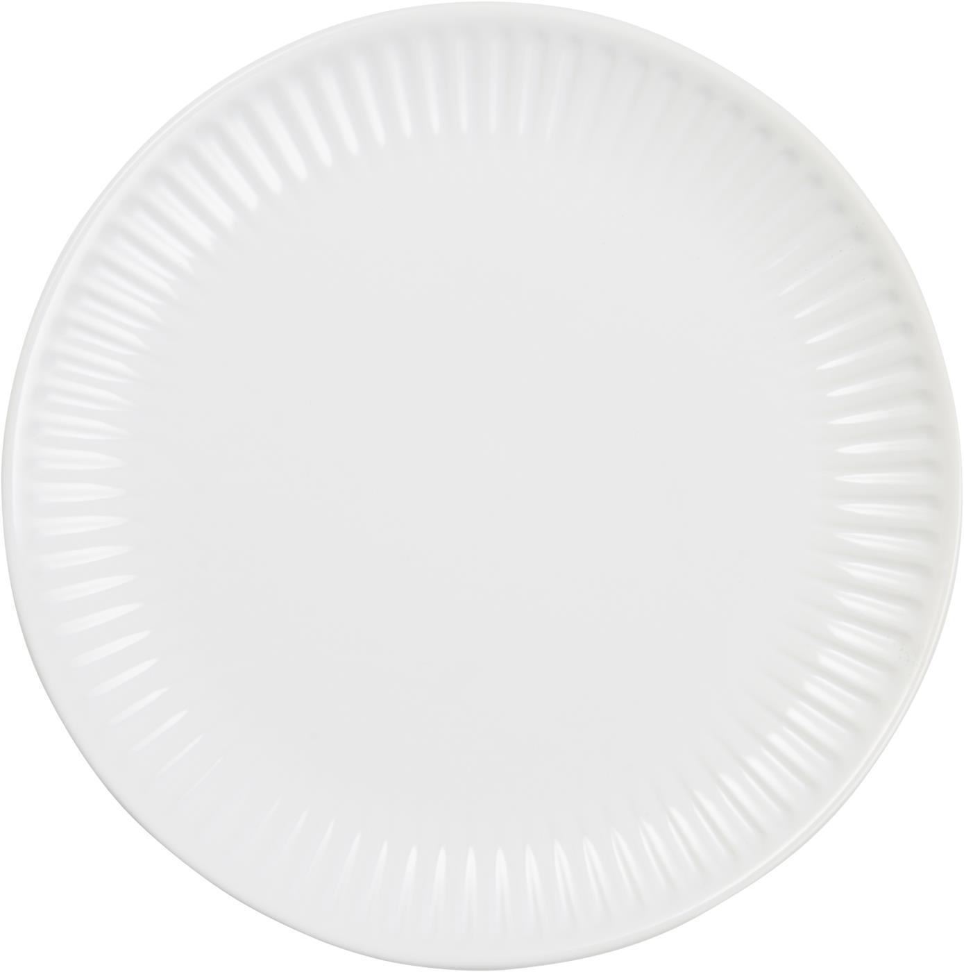 Frühstücksteller - Mynte Pure White - IB Laursen