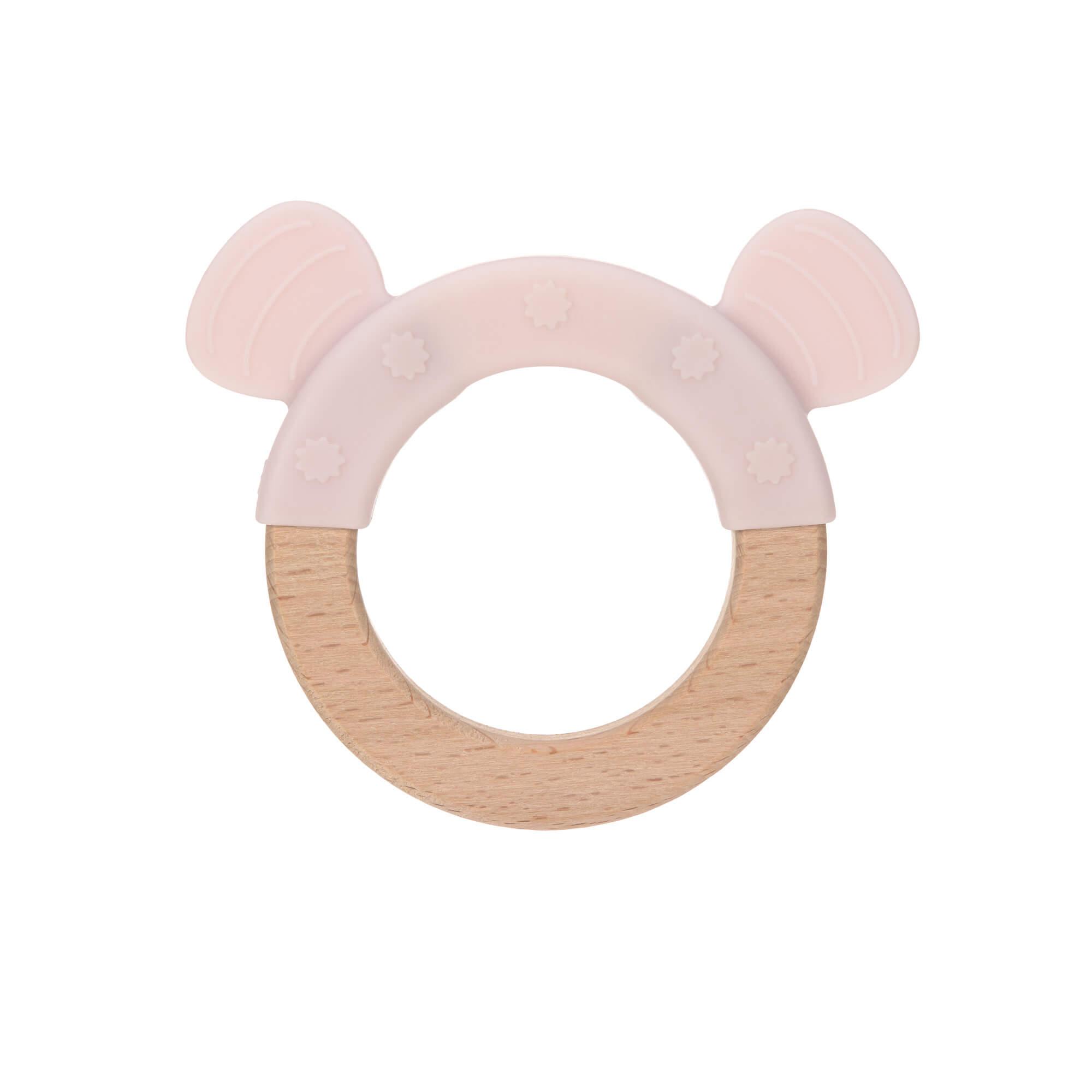 Greifling mit Beißhilfe - Little Chums Mouse - Lässig
