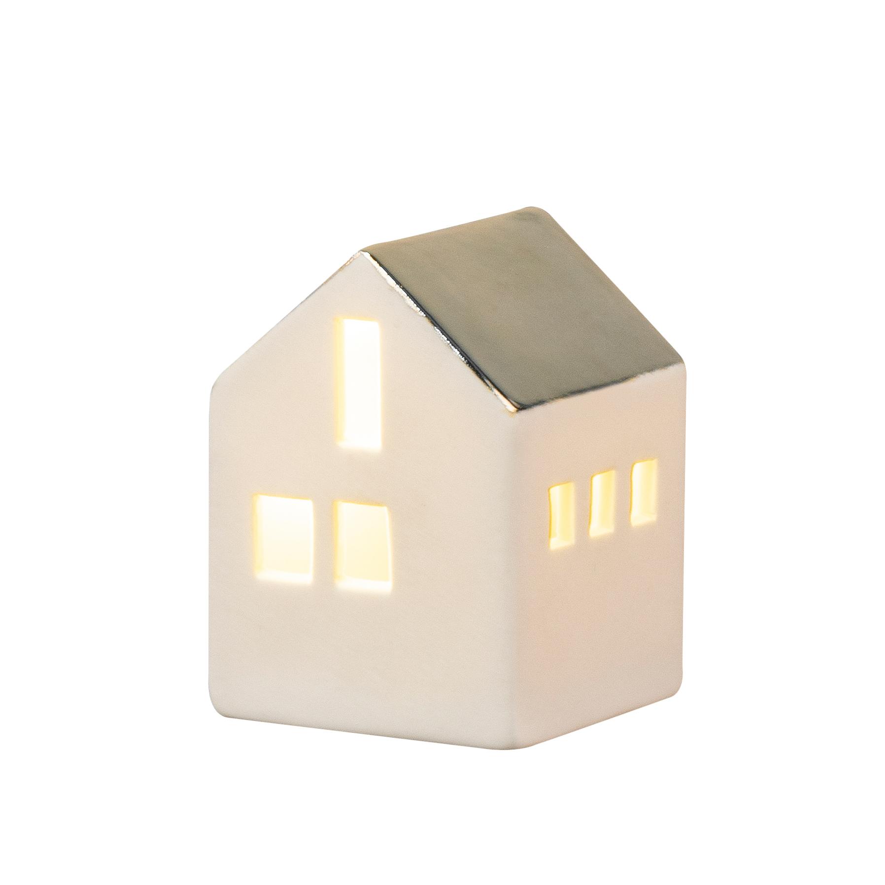 "Mini LED Lichthaus ""groß"" - räder (Xmas)"