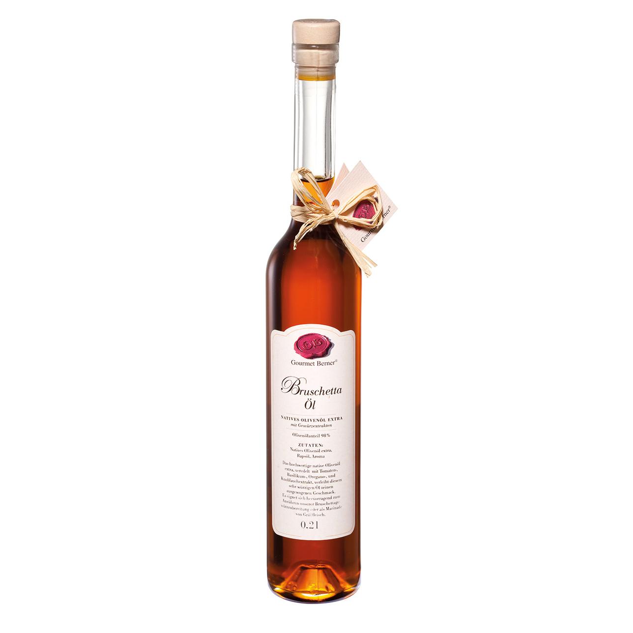 Bruschetta-Öl - 0,2l - Gourmet Berner