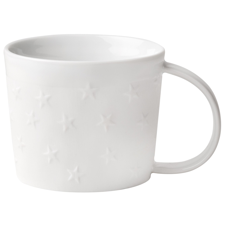 "Porzellan-Tasse ""Sterne"" - räder (Xmas)"