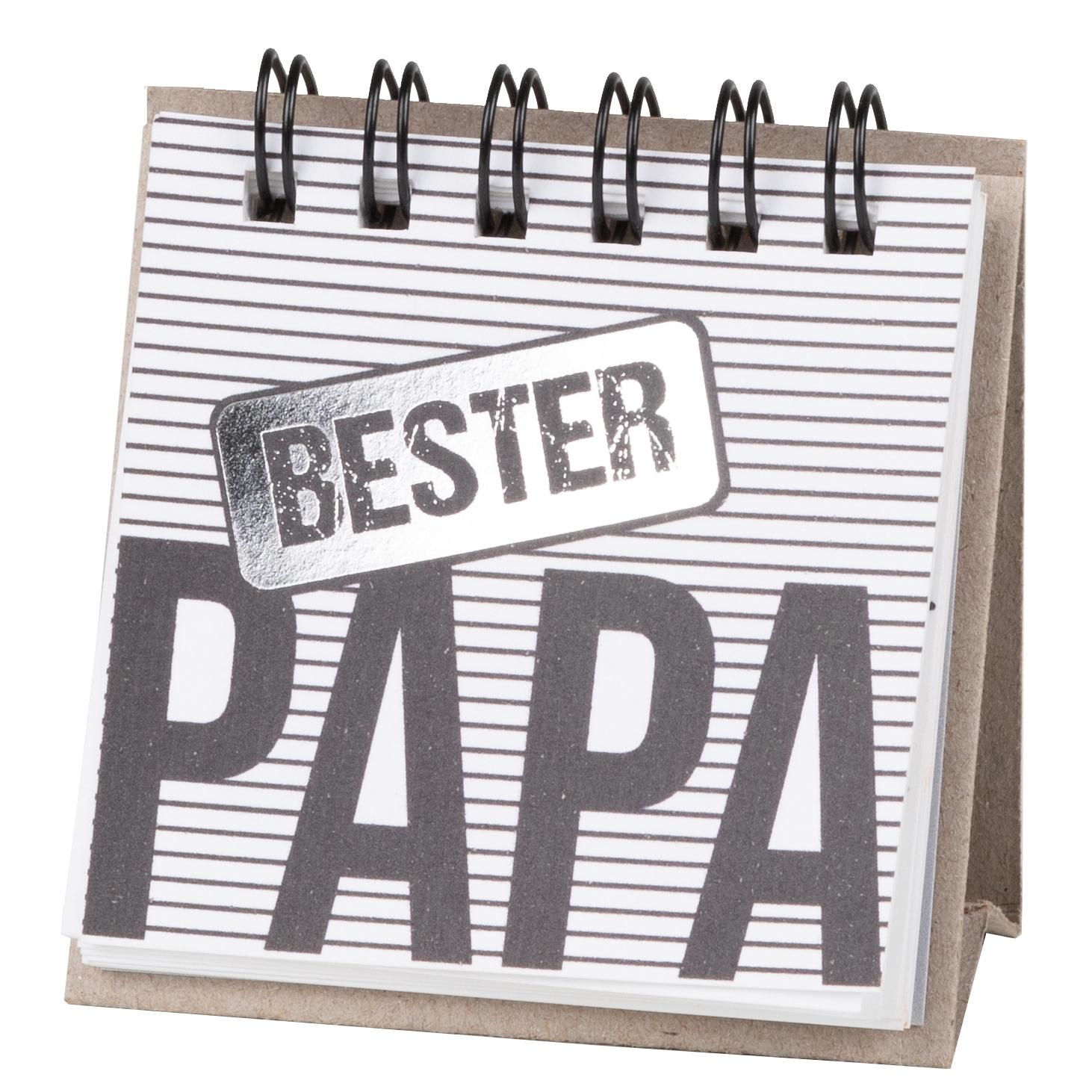 """Kleine Botschaften """"Bester Papa"""" - räder"""