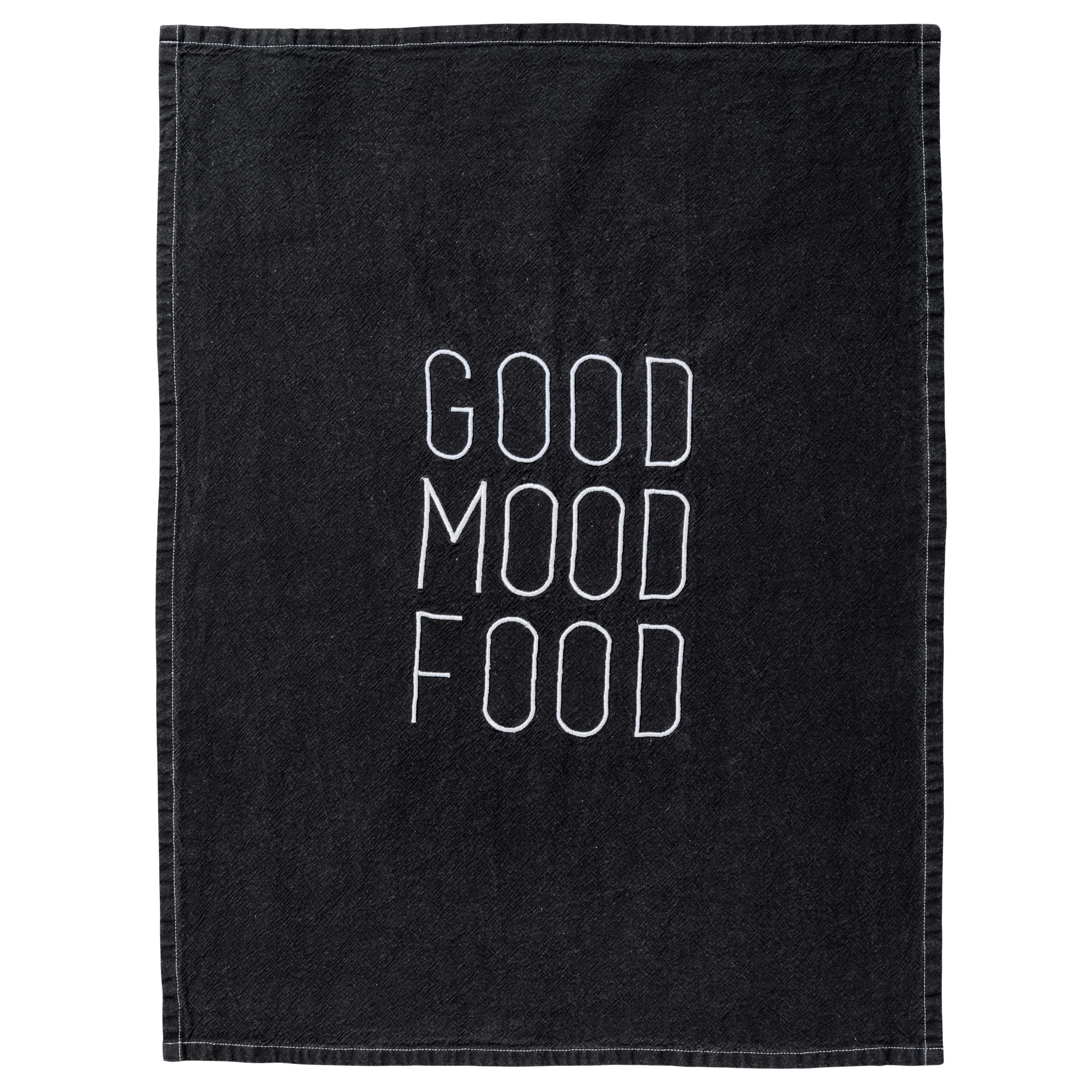 Geschirrtuch - Good Modd Food - räder