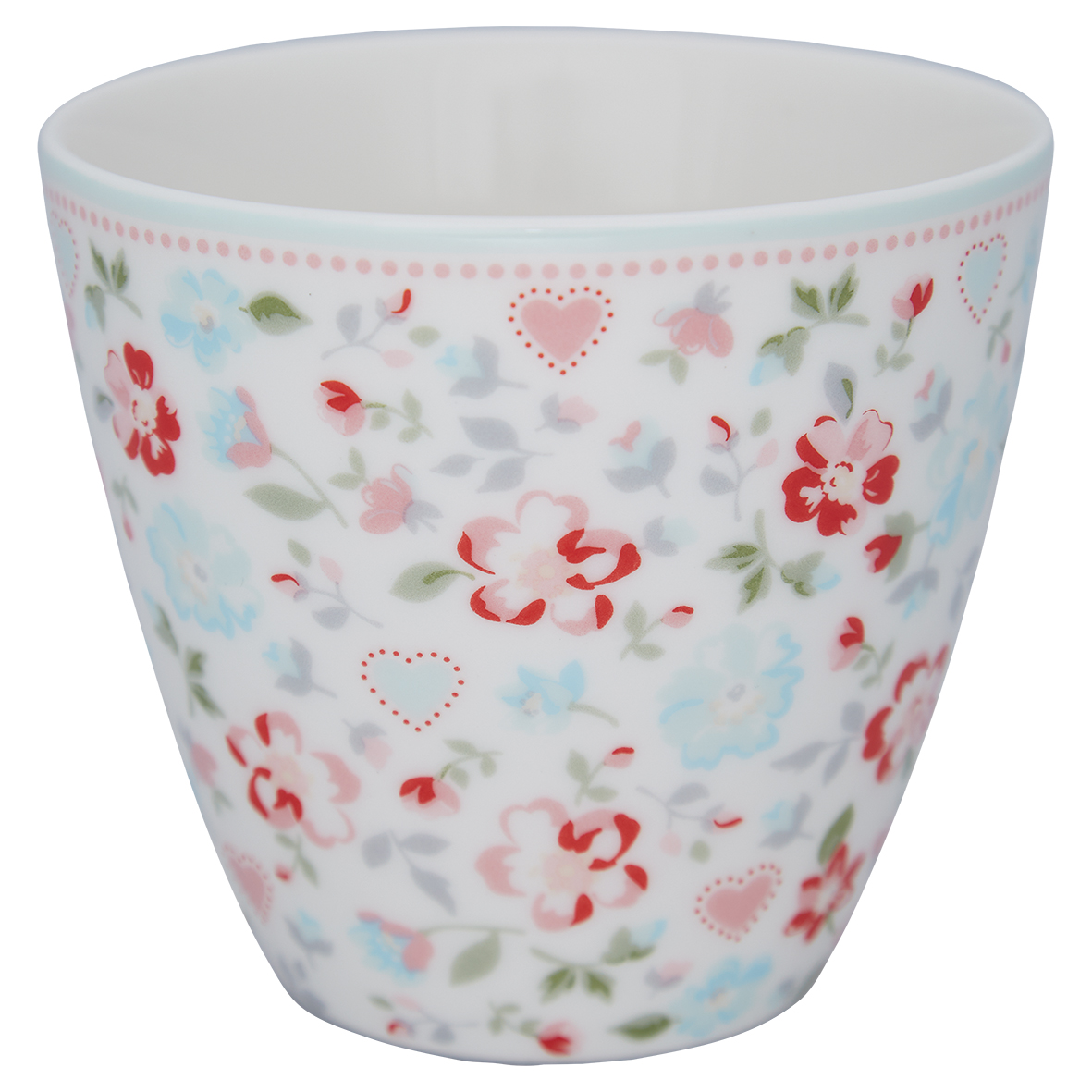 Latte Cup - Merla white - Greengate