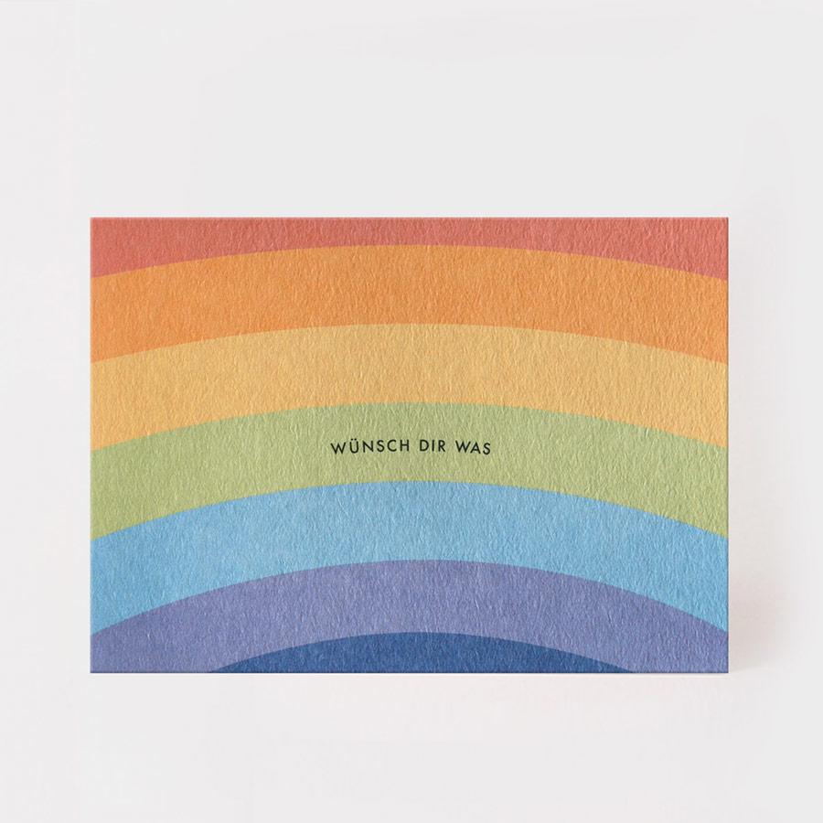"""Postkarte - """"Wünsch Dir was"""" - Kartenmarie"""