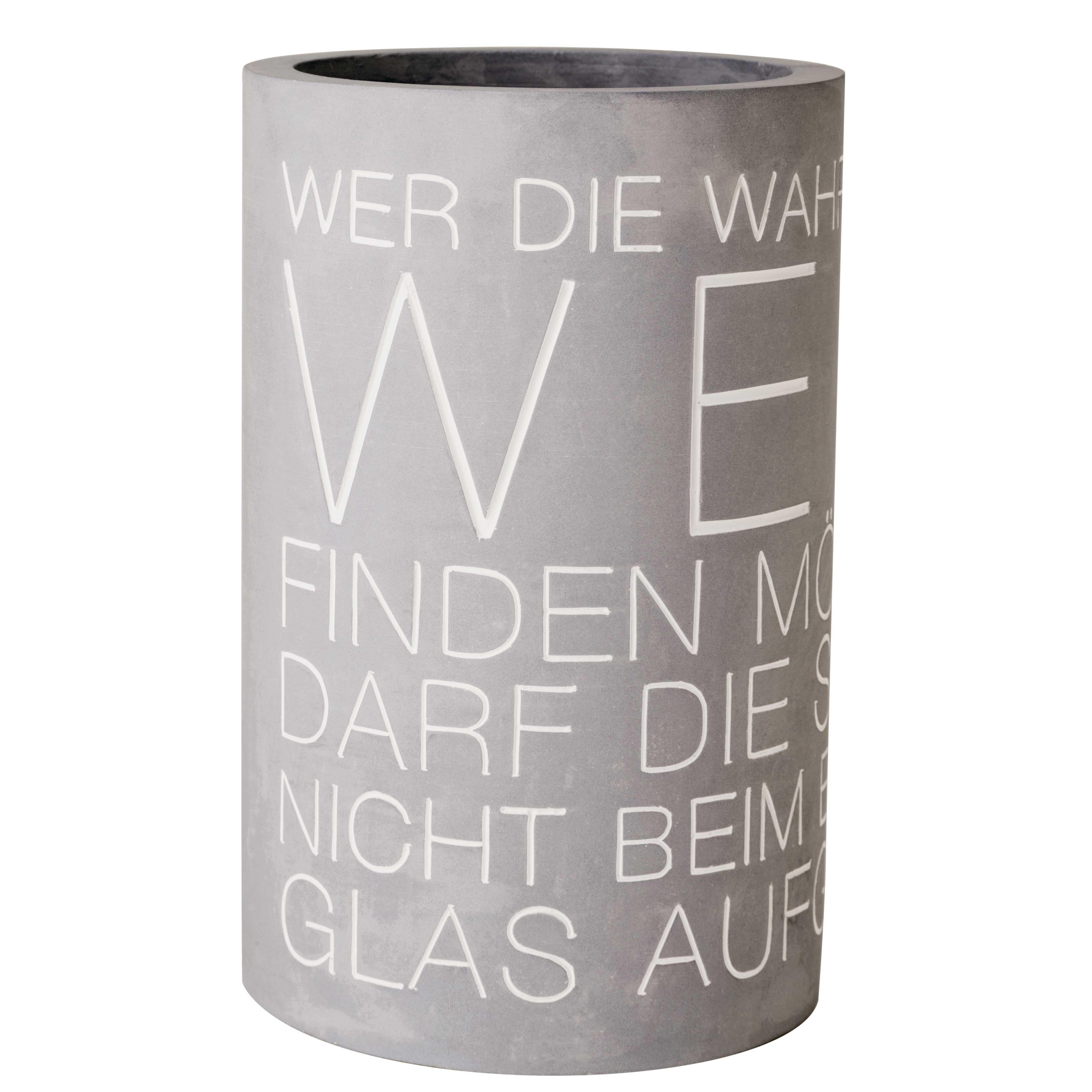 """Weinkühler """"Wahrheit im Wein"""" - räder"""