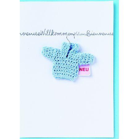 Geburtskarte - Baby Welcome Card