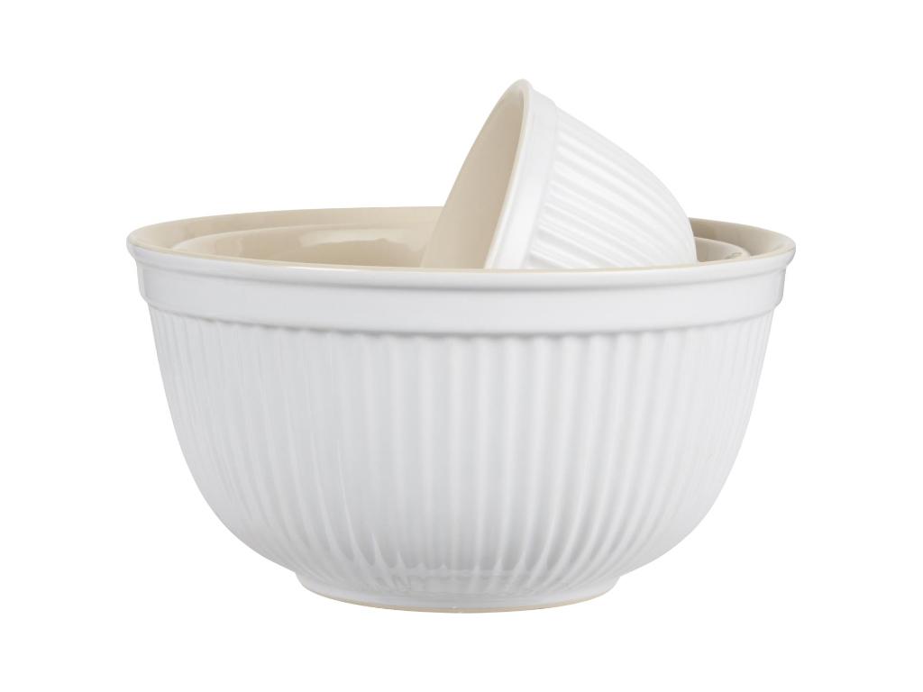 Schalensatz je 3 Mynte Pure White - IB Laursen
