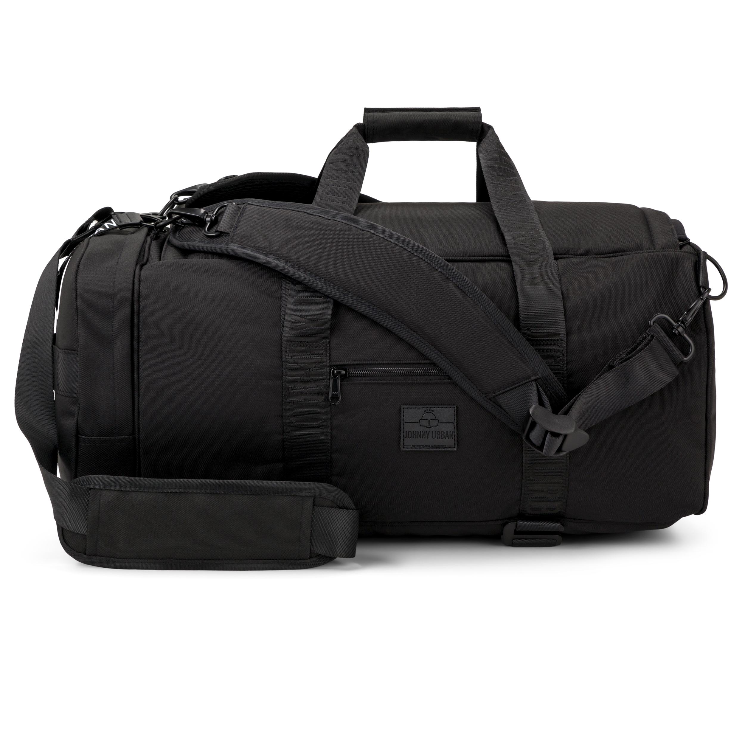 Tasche - Rucksack - Duffle Bag - Colin - schwarz - Johnny Urban