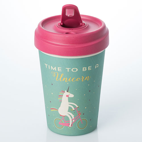 BambooCup - Time For Unicorns - chic.mic