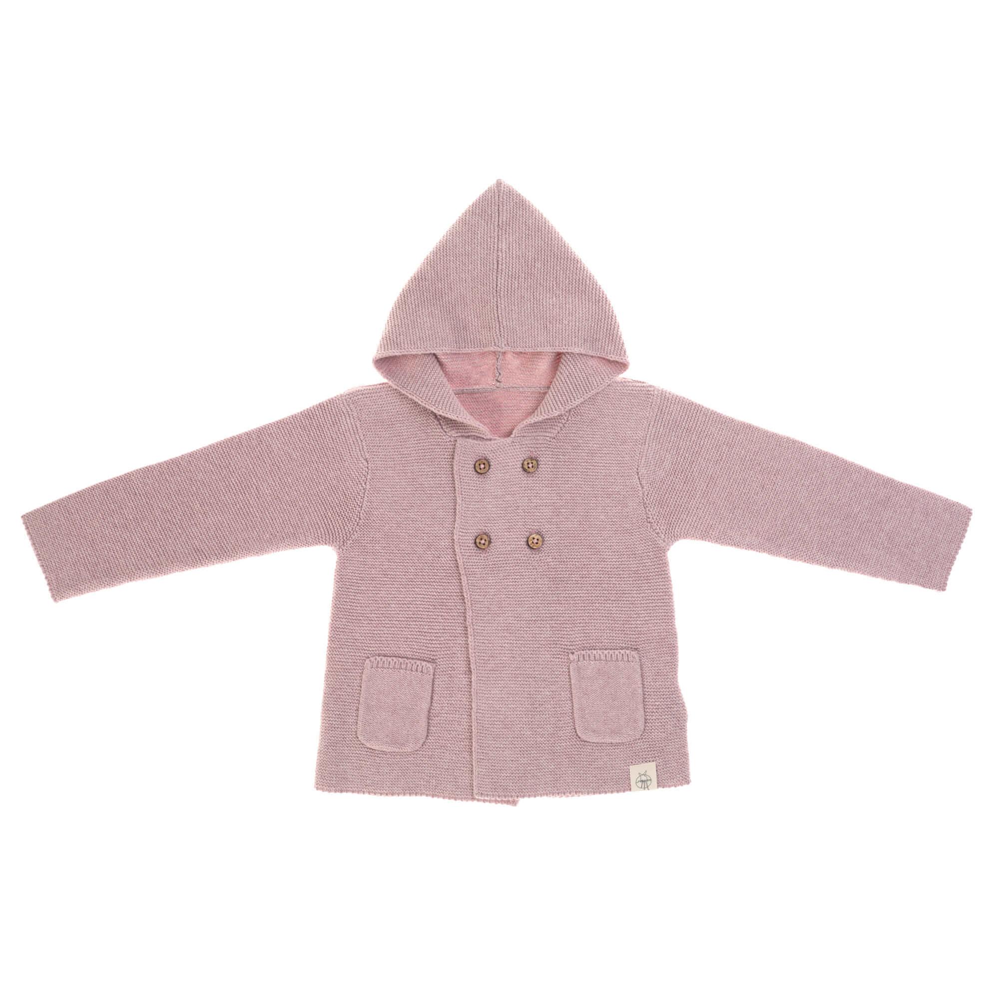 Baby Jacke - Garden Explorer Light Pink - Lässig