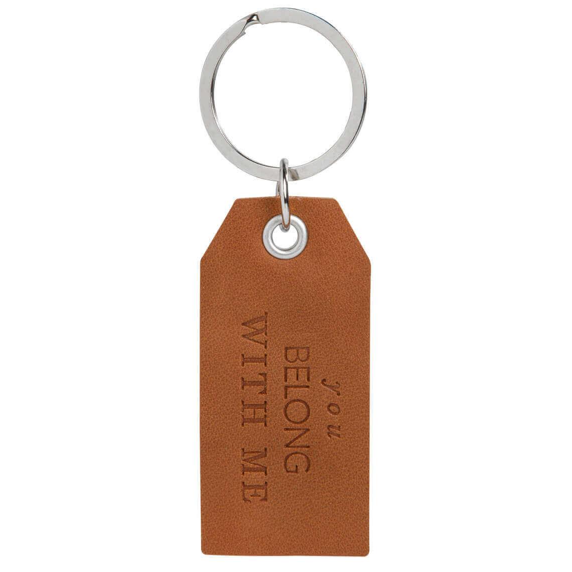 Schlüsselanhänger. Anhänglich