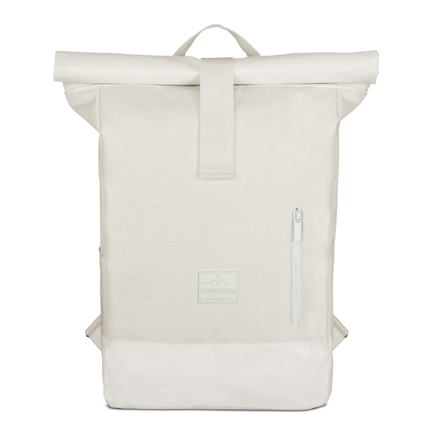 Rolltop Rucksack - Robin - cream - Johnny Urban