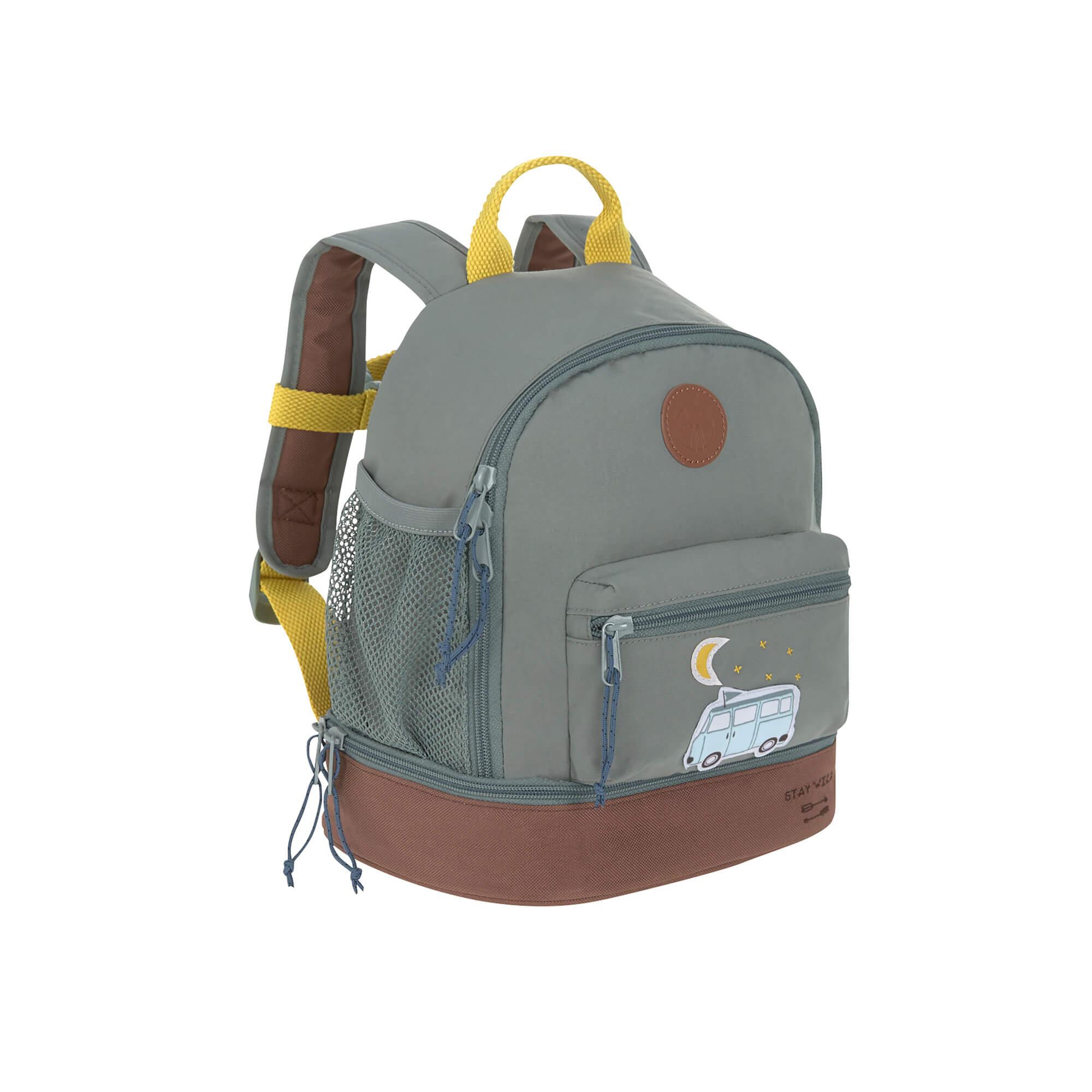 Kinderrucksack - Mini Backpack - Adventure Bus - Lässig