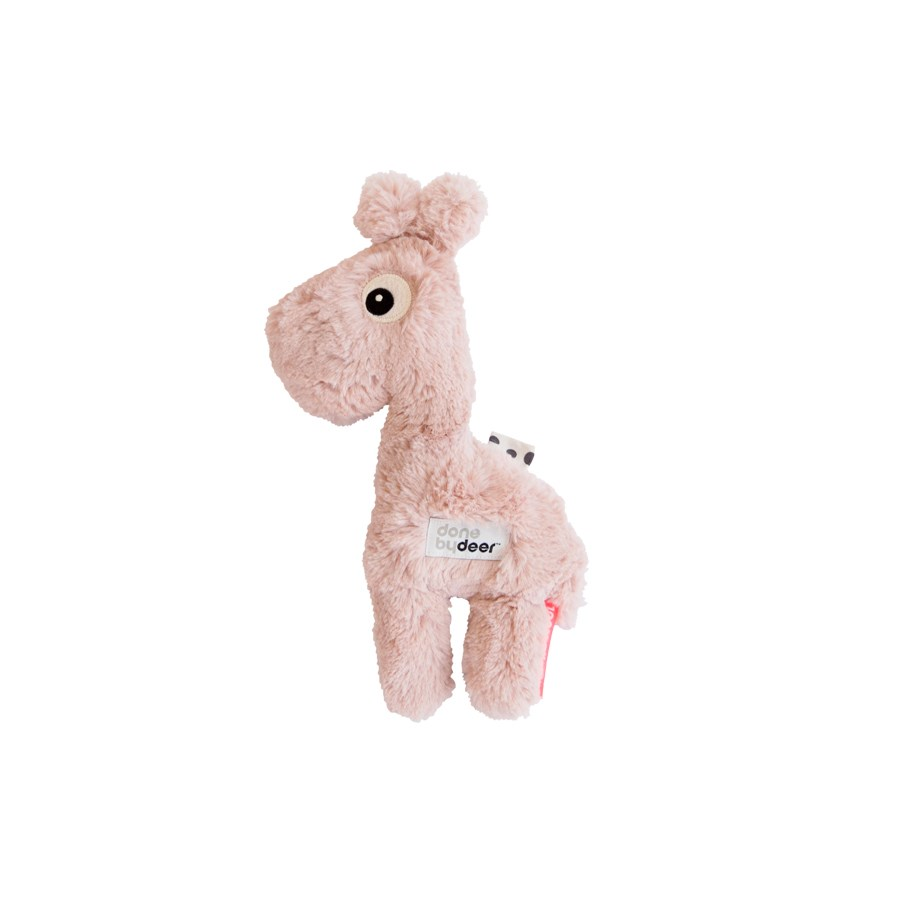 Kuscheltier - Giraffe - Cuddle cute - Raffi - powder - Done by Deer
