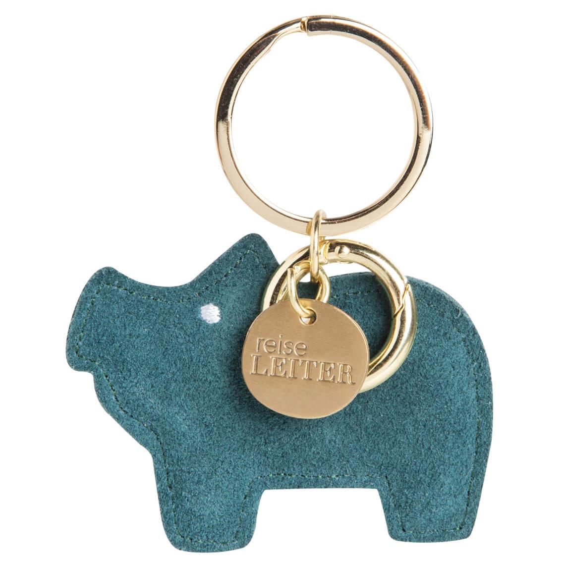 Schlüsselanhänger - Fernweh. Reisebegleiter