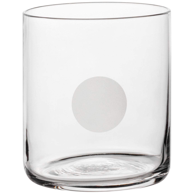 """Glaskaraffe mit Glas - Trinkgemeinschaft """"Wohlsein"""" - räder"""