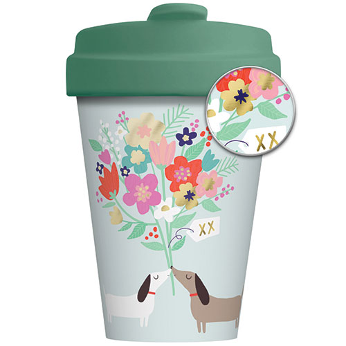 BambooCup - Lovely Doggies - chic.mic