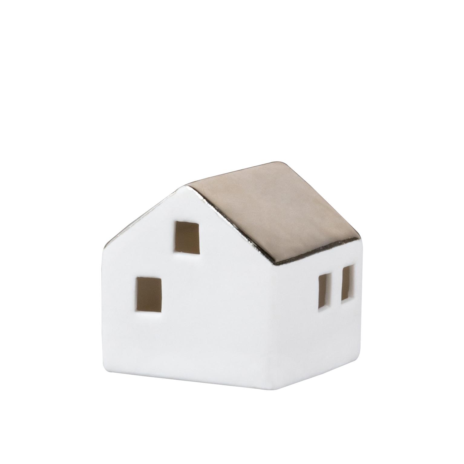 """Mini LED Lichthaus """"klein"""" - räder (Xmas)"""