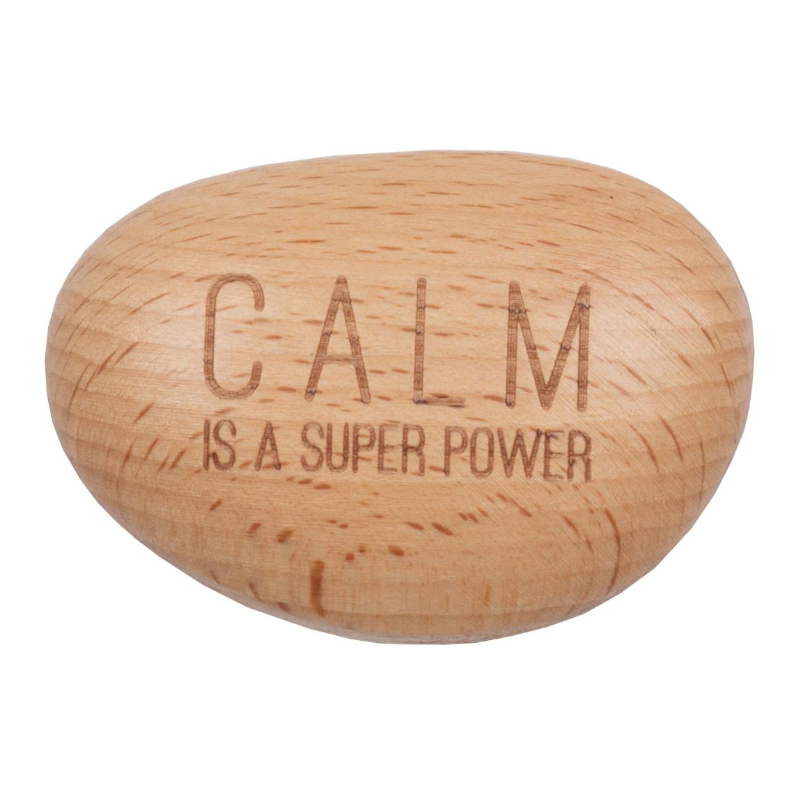 Baumstein - Calm is super power - räder