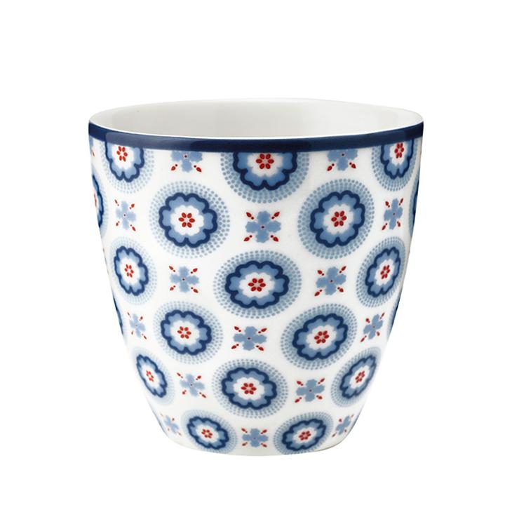 Espressotasse | Mini-Latte Cup - Erin petit pale blue - Greengate