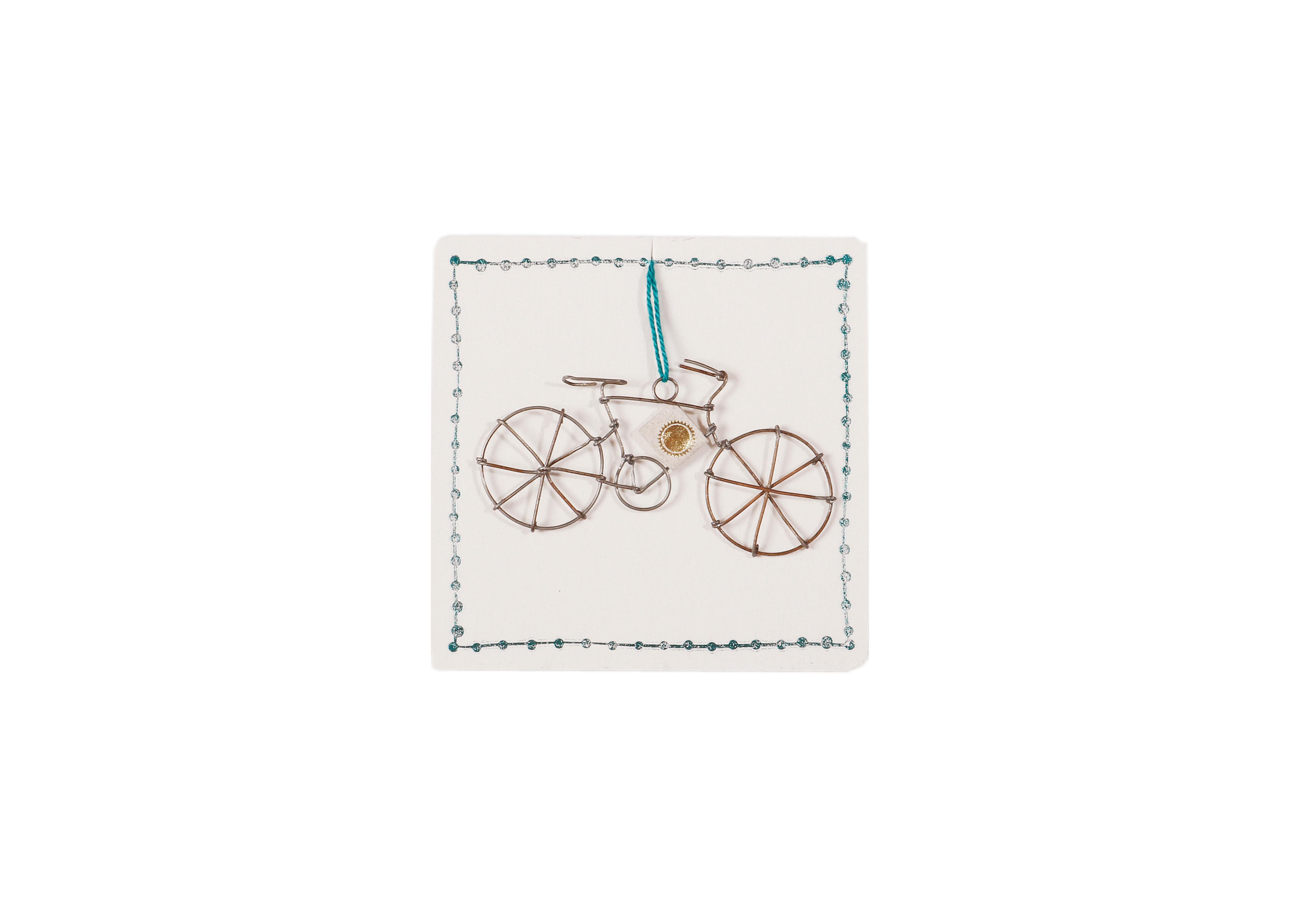 Drahtgrüße - Fahrrad - Good old friends