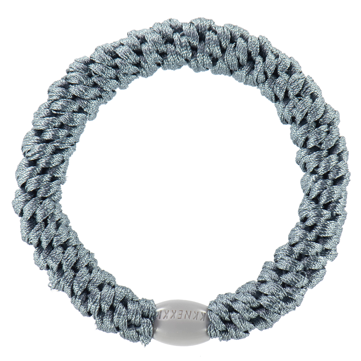 Haargummi / Armband - Dusty grey-blue 1642 - KKNEKKI