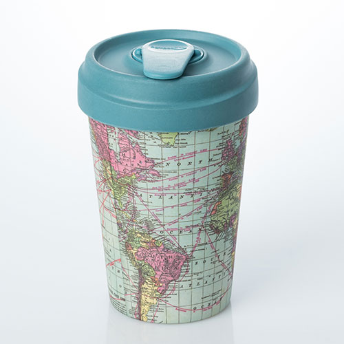 BambooCup - Around The World - chic.mic