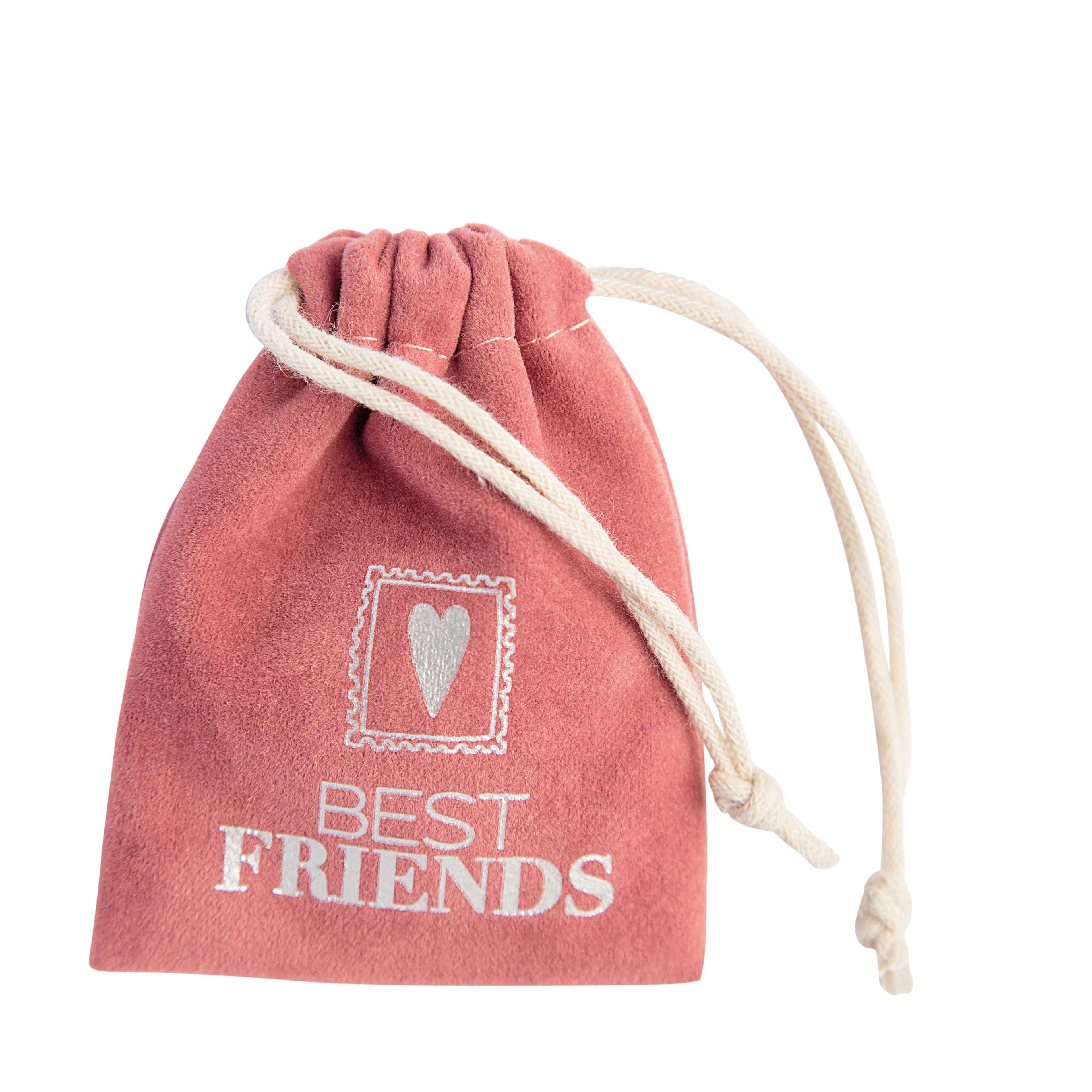 Kleiner Glücksbringer - Best friends -  räder