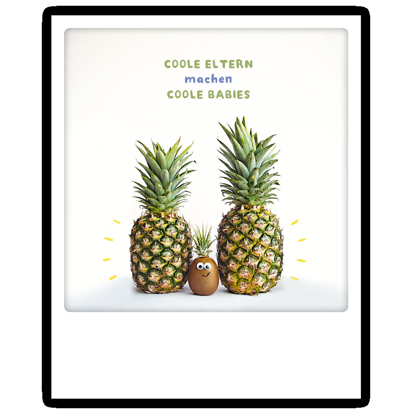 "Photo-Postkarte ""Coole Kinder"" - ZG 0760 - DE - Pickmotion"