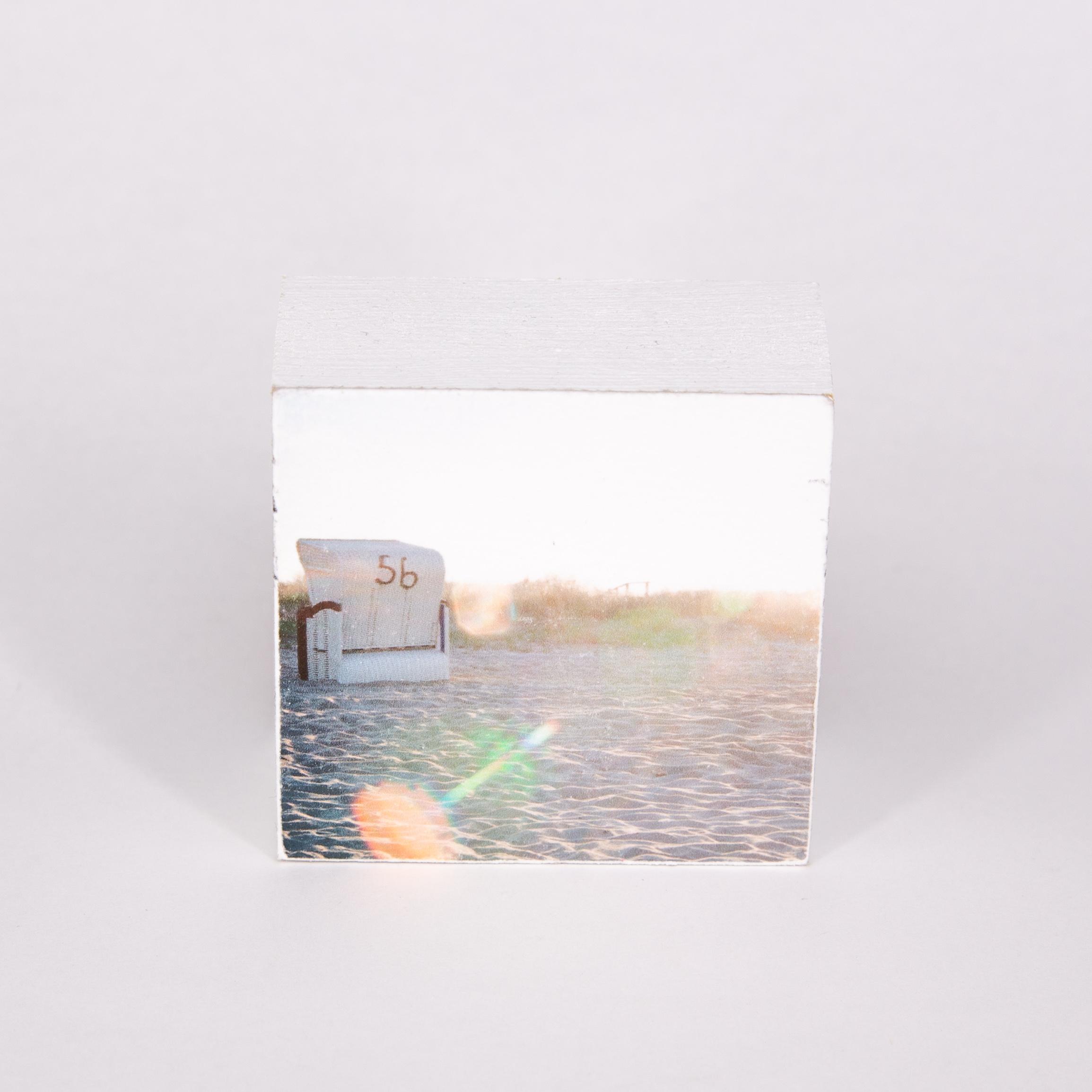 "Mini Fotoplatte - ""strandkorb 56"" - iopla"