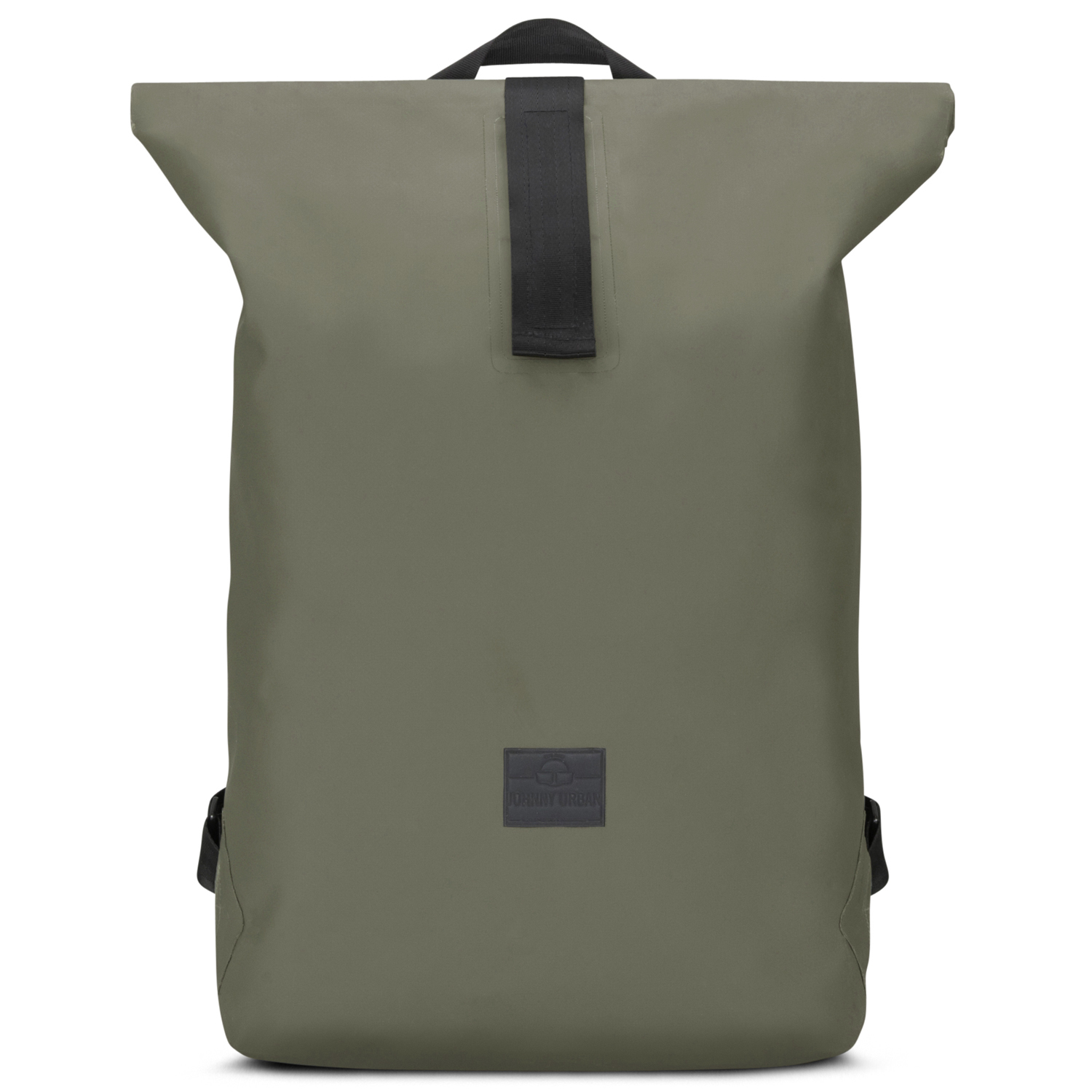 Roll Top Rucksack - Alec - olive-grün - Johnny Urban