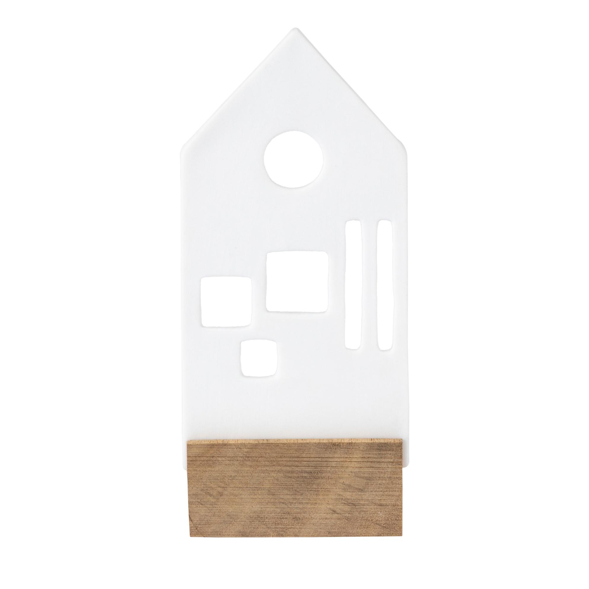 """Lichtobjekt """"Haus"""" - räder (Xmas)"""