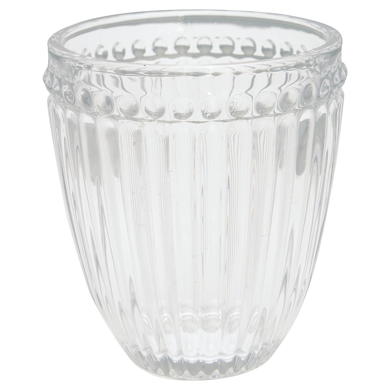 Wasserglas - Alice clear - Greengate