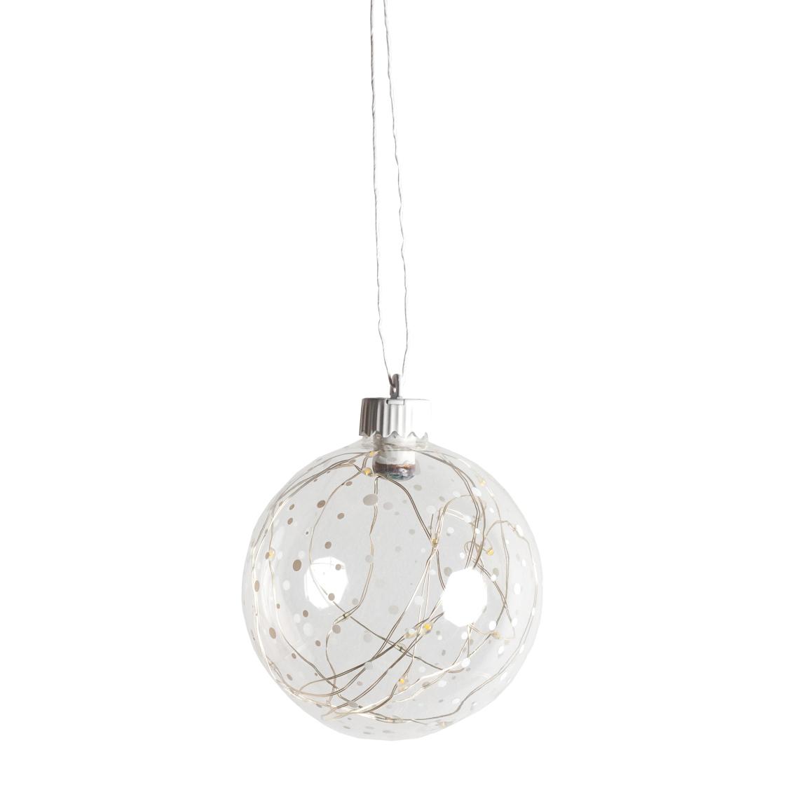 "Wunderkugel LED ""Punkte"" - räder (Xmas)"