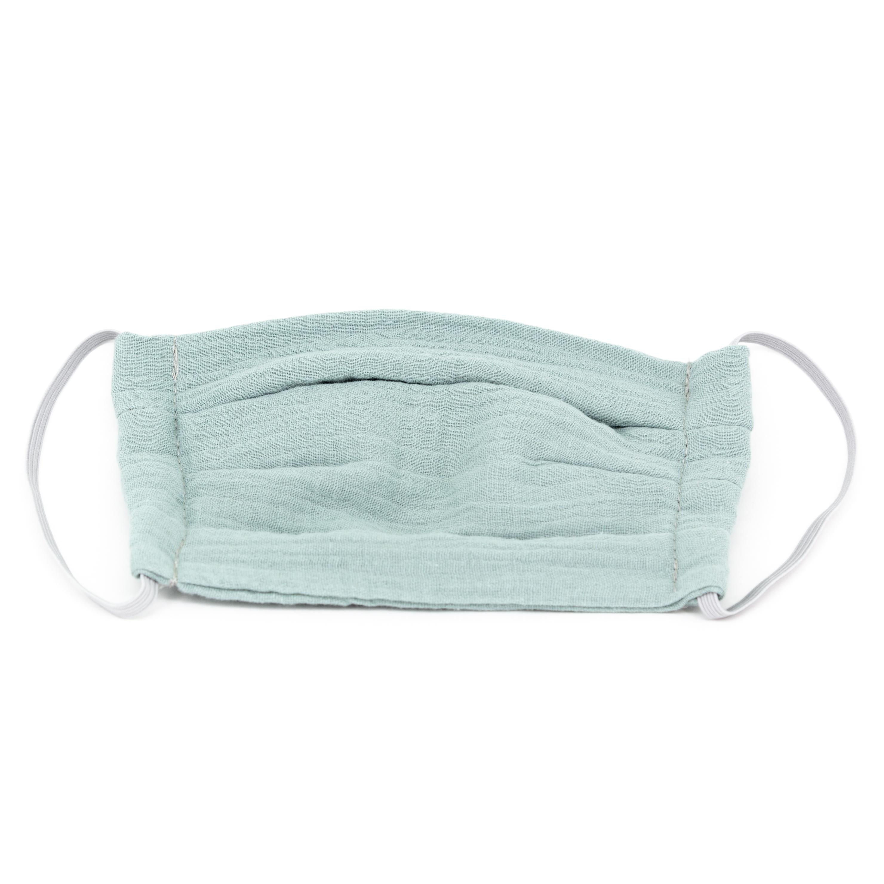 Mund- und Nasenmaske - grün - Hutch&Putch