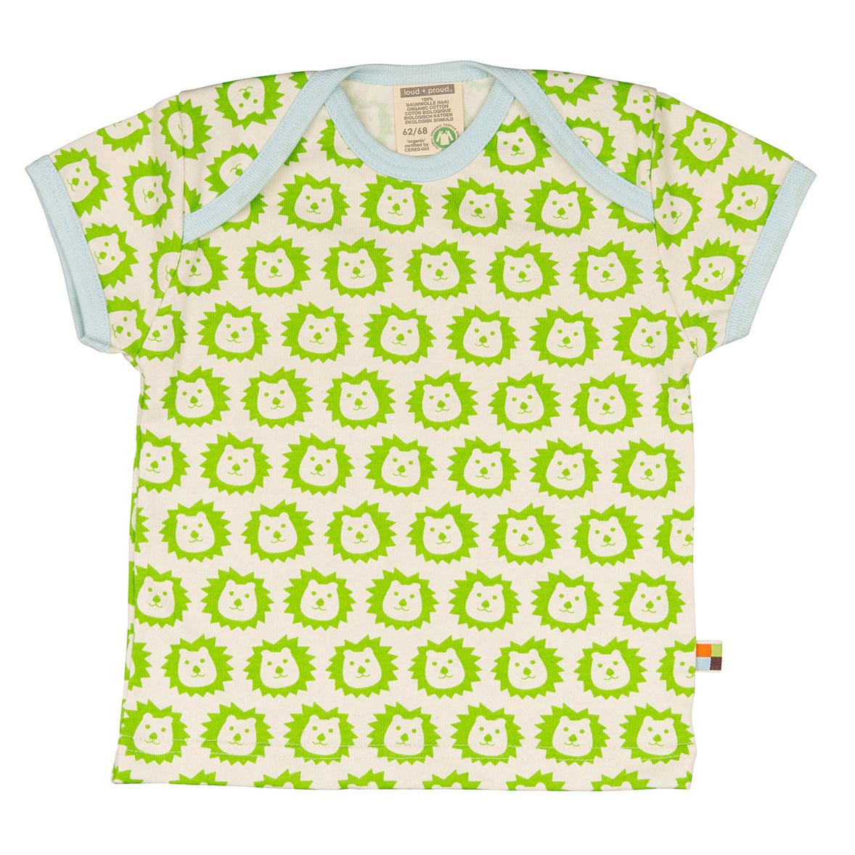 T-Shirt - Lime - Loud+Proud