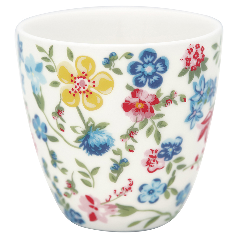 Espressotasse | Mini-Latte Cup - Sophia white - Greengate