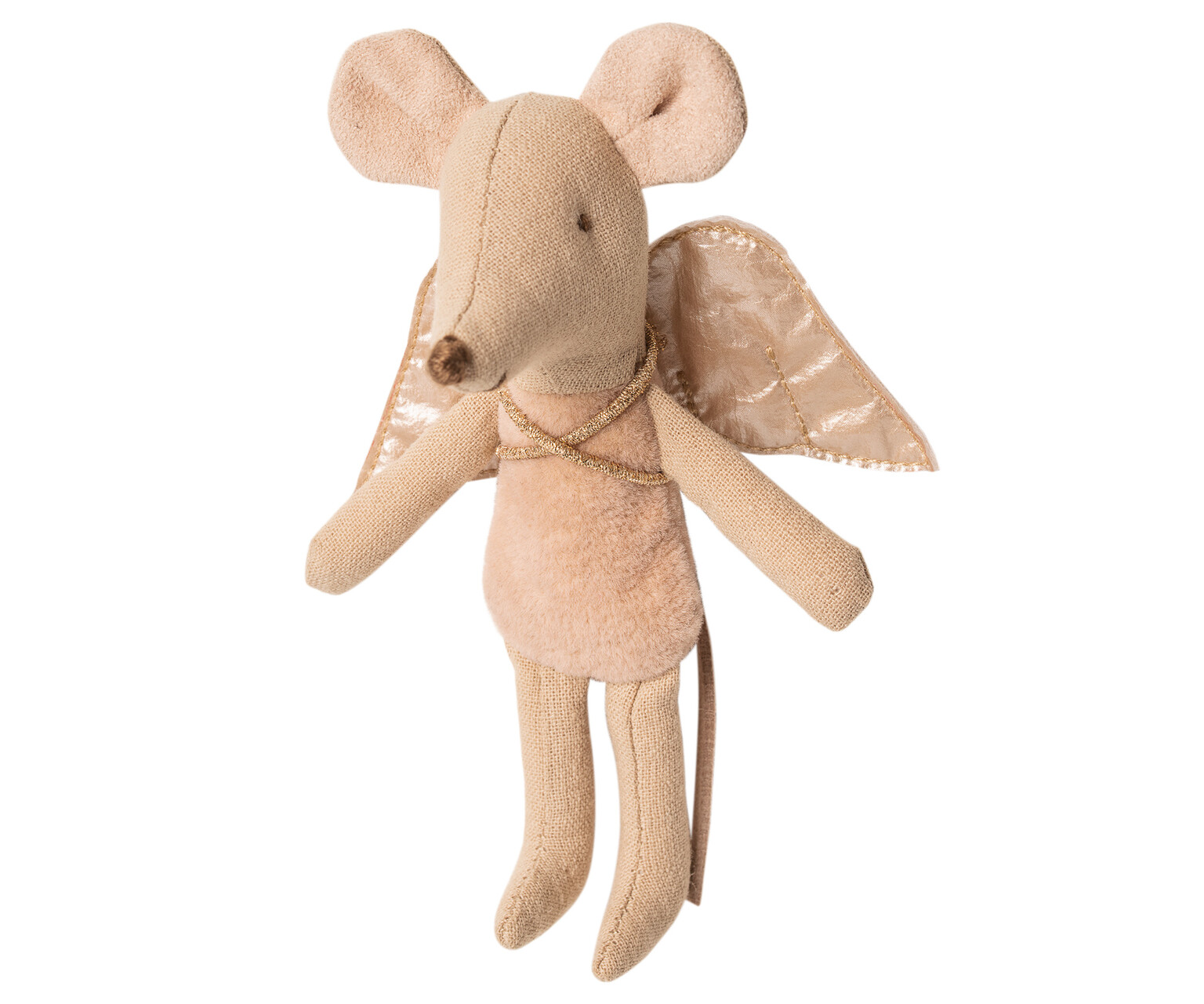 Maus Klein - rose - Fairy Mouse little - Maileg