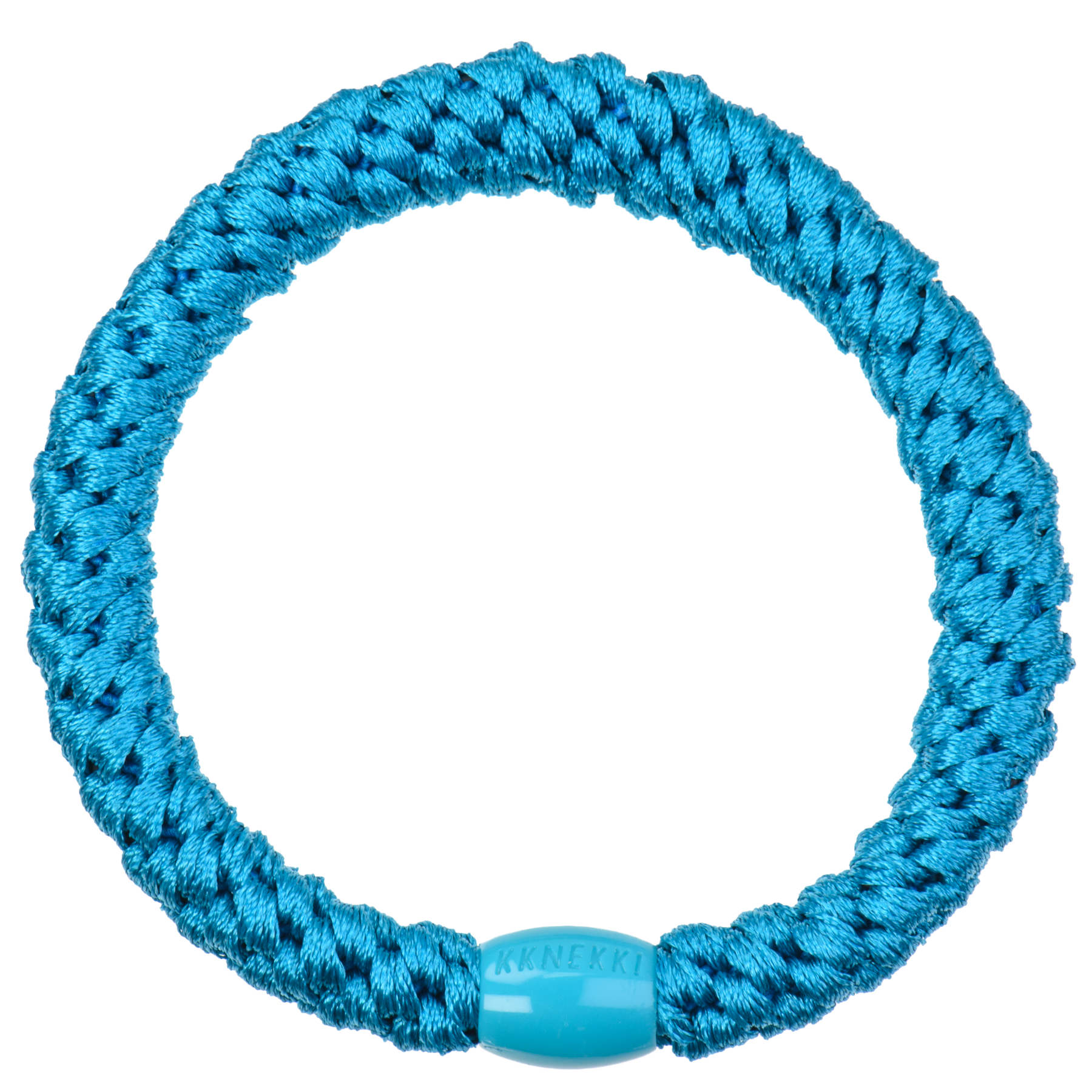Haargummi / Armband - Petrol 16373 - KKNEKKI